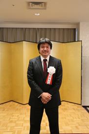 第41回大山健康財団賞受賞の川原尚行氏