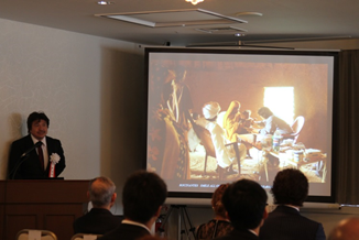 第41回大山健康財団賞受賞者の川原尚行氏による「記念講演」